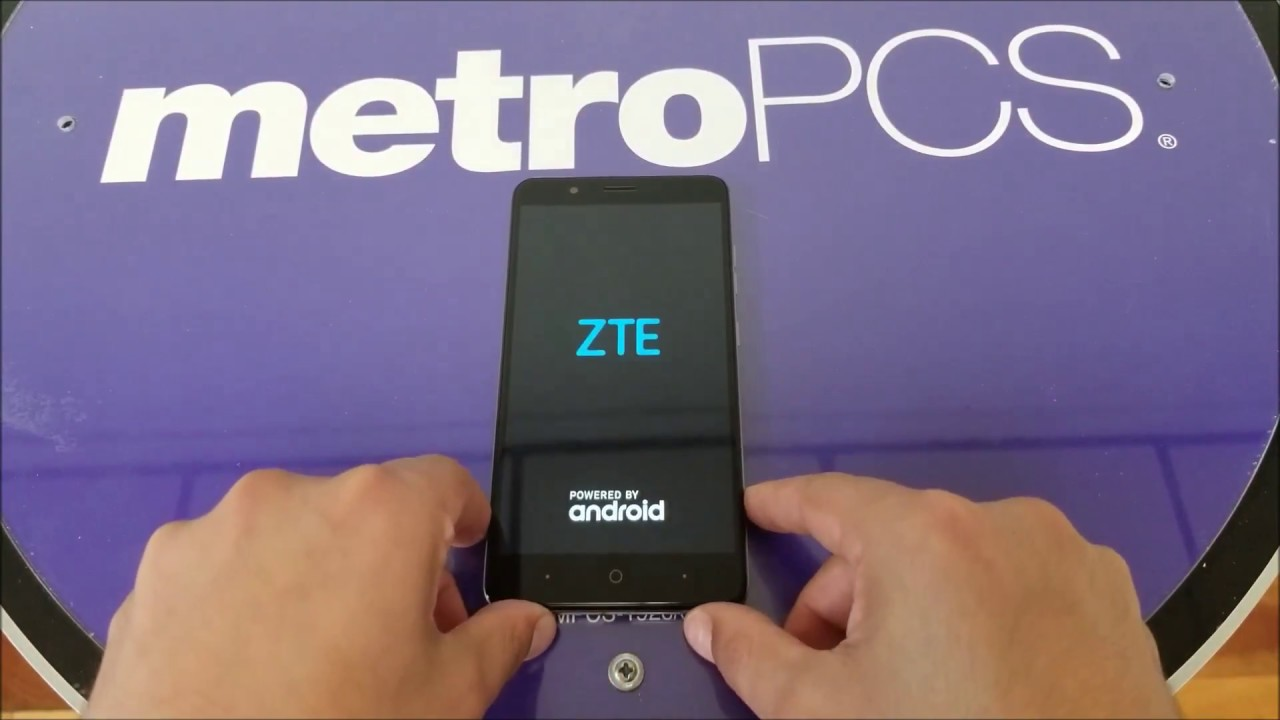 ZTE Blade ZMAX How To Hard Reset, PIN,Pattern,Password removal