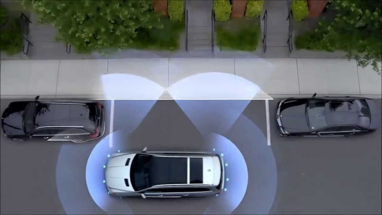 Mercedes-Benz PARKTRONIC with Active Parking Assist - YouTube