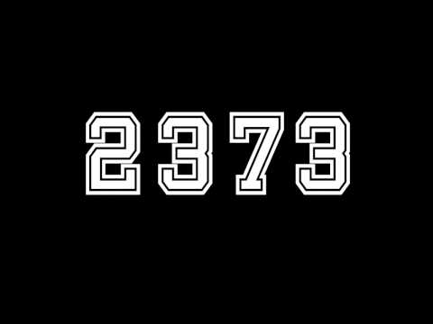 Simple Black and White numbers 1 to 8000 HD