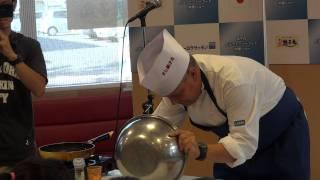 すし銚子丸/ノルウェー・シーフード料理ショー