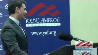 Ben Shapiro: Toughen Up Spoiled Children