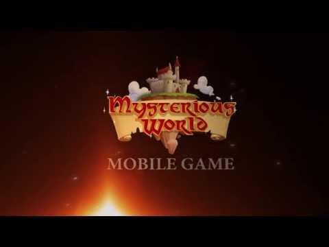 Игра для мобильных Mysterious World трейлер RU