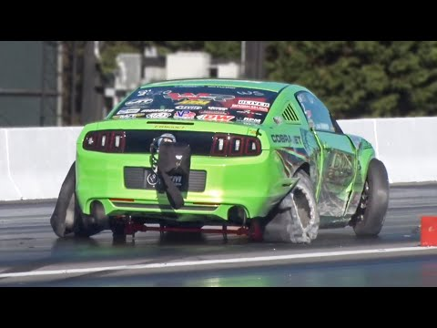 World Records, Crazy Wrecks - Import vs Domestic!