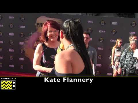 Kate Flannery Shares Billy Wilder Connection at TCM Classic Film Fest