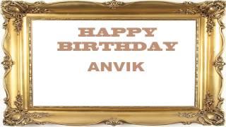 Anvik   Birthday Postcards & Postales - Happy Birthday