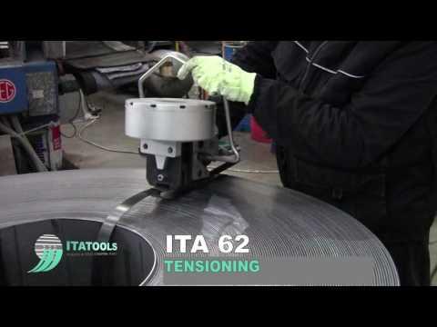 Ручной инструмент упаковка стальной лентой ITA 62
