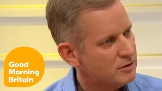 Jeremy Kyle Reacts to Rumours About His