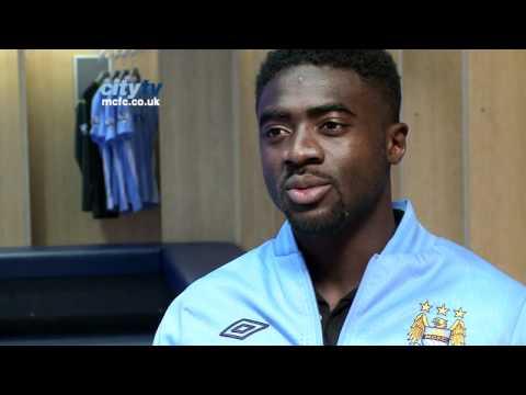 Kolo Toure exclusive interview part one