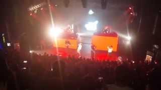 Parov Stelar Intro Athens 5/10/2014 Gazi Music Hall
