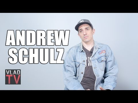 Andrew Schulz on Never Fighting Anyone Poorer Than Him, Too Much to Lose