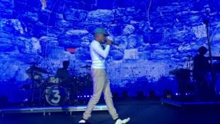 Be encouraged tour opening song, May 7 2017 The Woodlands