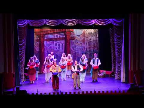 SPADS Presents - Aladdin The Pantomime! (2018)