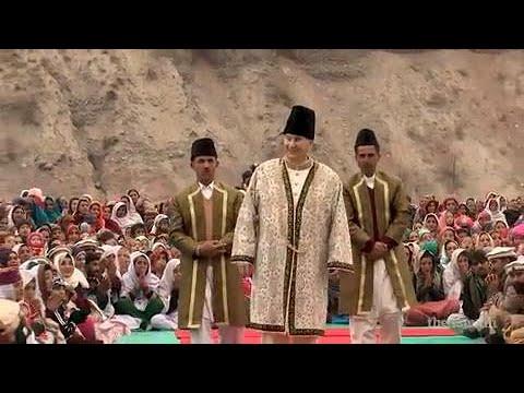 Mawlana Hazar Imam's Diamond Jubilee visit to Pakistan