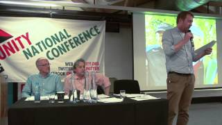Left Unity National Conference 2014 (01) - Standing Orders Policy