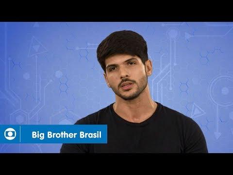 BBB18: Lucas é empresário, do CE, e tem 27 anos