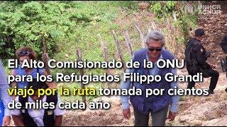 El miedo es lo que empuja a la gente a huir de Centroamérica