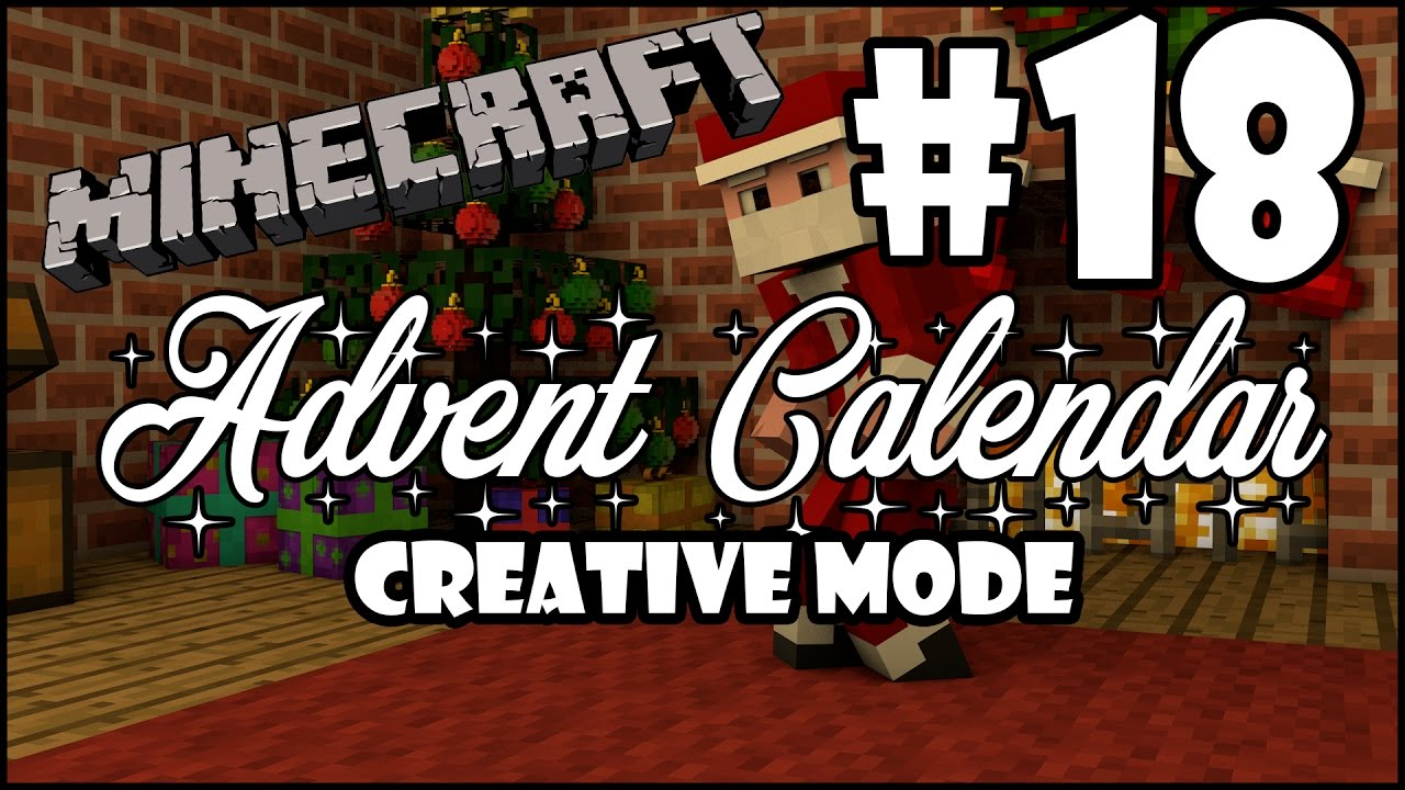 Christmas Calendar Minecraft Download : Minecraft advent calendar christmas creative mode