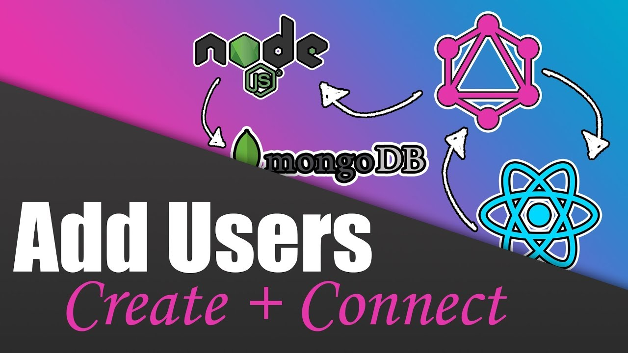 Build a Complete App with GraphQL, Node.js, MongoDB and React.js | Adding Relations