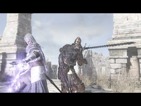 Dark Souls 3 PvP - Black Blade - Keeper of the Old Lords