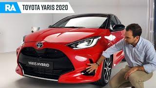 Toyota Yaris 2020. Esta é a NOVA GERAÇÃO!