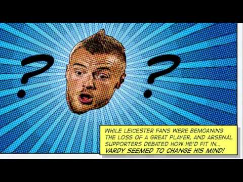 Is this why Jamie Vardy didn't join Arsenal?