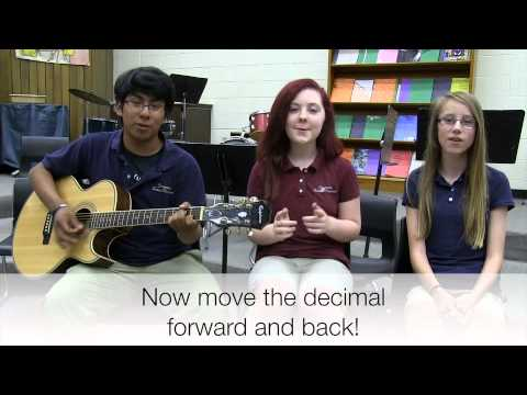 Scientific Notation Song