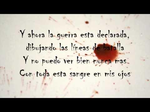 Blood In My Eyes - Sum 41 (Subtitulado al español)