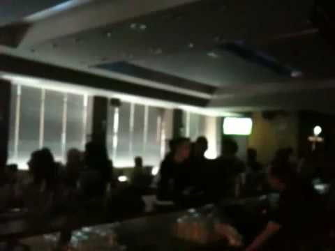 Goal Greece Nigeria cafe bar rodon 2010