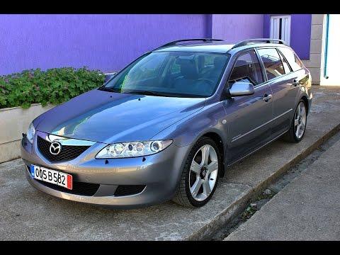Mazda 6 2.3 2005 166hp