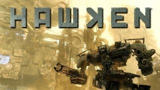 Hawken Gameplay (PC HD)