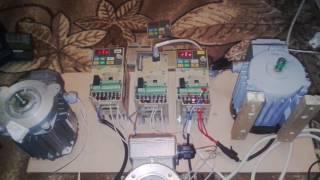 Настройка преобразователя частоты OMRON 3G3MV(Настройка преобразователя частоты OMRON 3G3MV 2 VARIADOR DE FRECUENCIA VELOCIDAD DE MOTOR TRIFASICO CONEXIÒN VARIADOR DE ..., 2016-08-28T02:38:41.000Z)