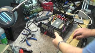 Pyramid Linear Power Supply Repair