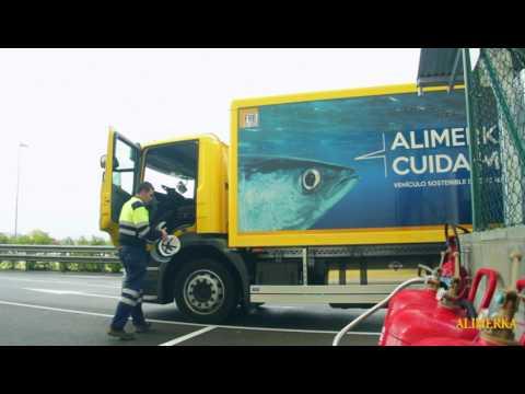 Alimerka confía en Scania para hacer su flota de camiones más sostenible