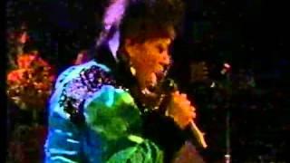 Patti LaBelle New Attitude LIVE 1985/1986