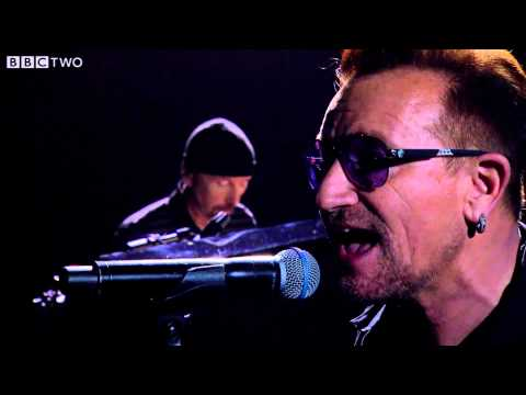 U2 - Every Breaking Wave HD 2014 - Later...with Jools Holland BBC Two 21/10/2014 BBC2