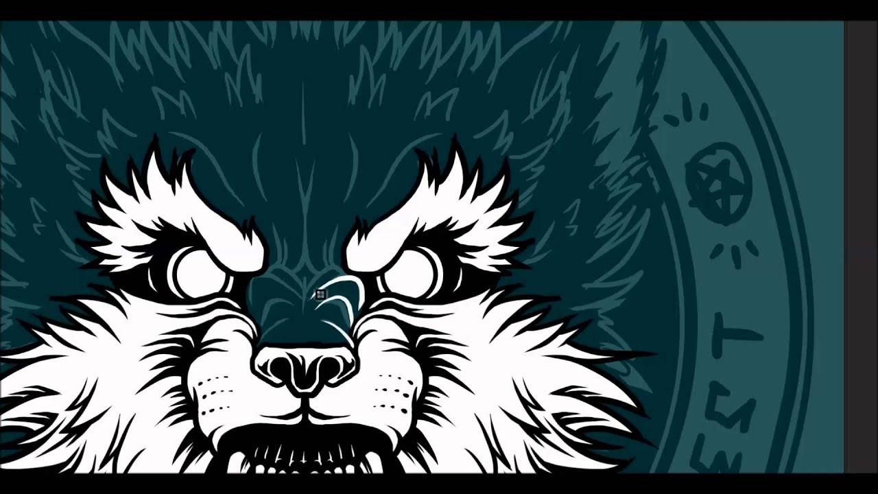 hell wolf by vampireassassin1444 - photo #15
