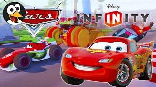 汽車總動員 閃電麥坤 英文字幕 英文配音 | 迪士尼 | 遊戲影片 | 汽车总动员 闪电麦坤 英文版 | 游戏动画