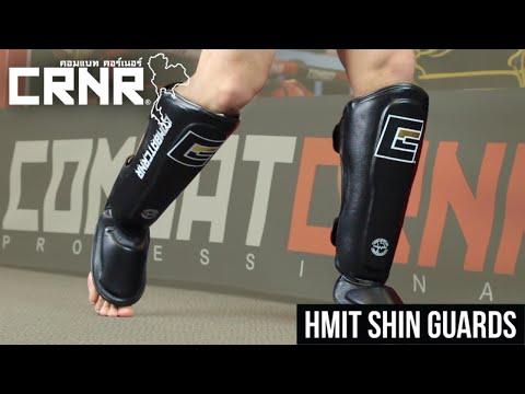 HMIT Shin Guards | Combat Corner Professional