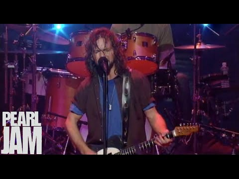 Porch - Late Show With David Letterman - Pearl Jam