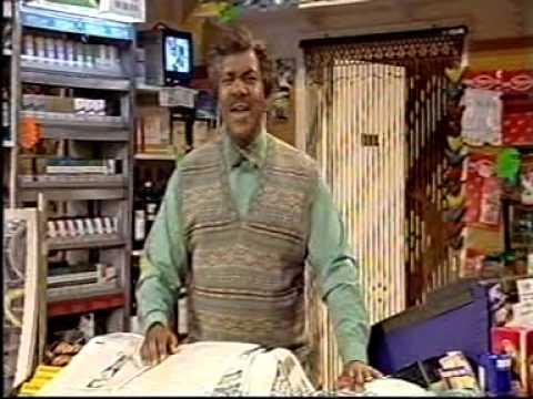 Lenny Henry Show - Lister's Shop #4