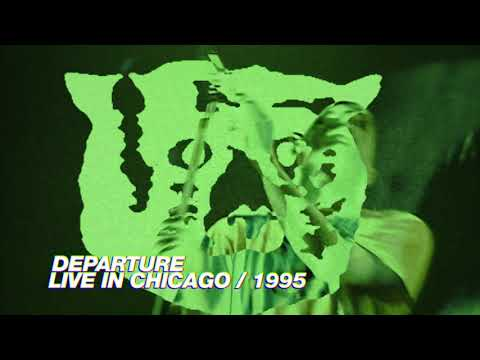 R.E.M. - Departure (Live in Chicago / 1995 Monster Tour)