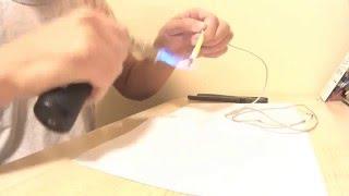 Ремонт lightning кабеля iPhone iPad(Ремонт кабеля Lightning., 2015-12-19T15:02:59.000Z)