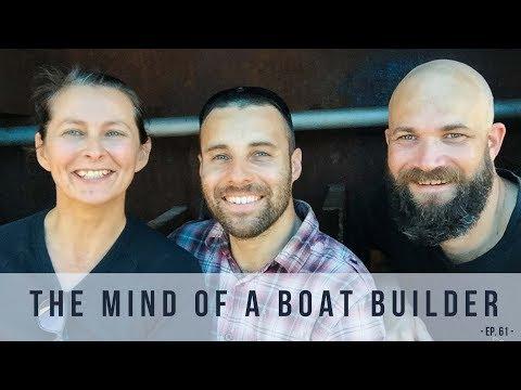 The Mind Of A Boat Builder - Building Brupeg EP. 61