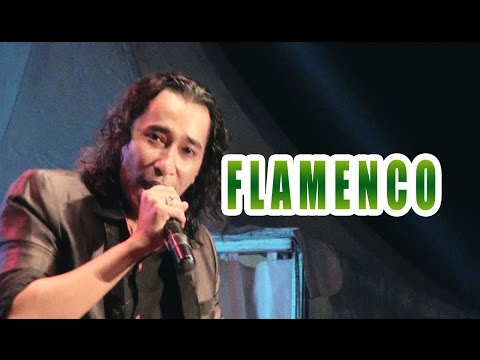 MUSTHOFA, AMANK & IDRUS BALASYIK - FLAMENCO live Binuang