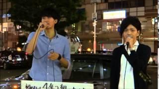 ゆうきとかんごのツインボーカルユニット、4年2組が歌う あみんの「待つ...