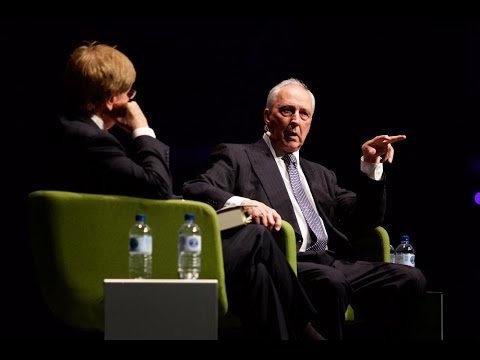 Paul Keating and Kerry O'Brien