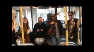 Take the A Train on a NET Tram