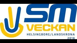 SM RG 2018 - Final samt DTQ och Juniortrupp