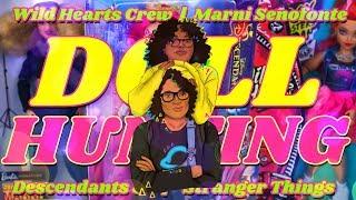 The Frog Vlog: Doll Hunting - Disney Descendants 3   Wild Hearts Crew   Stranger Things & more