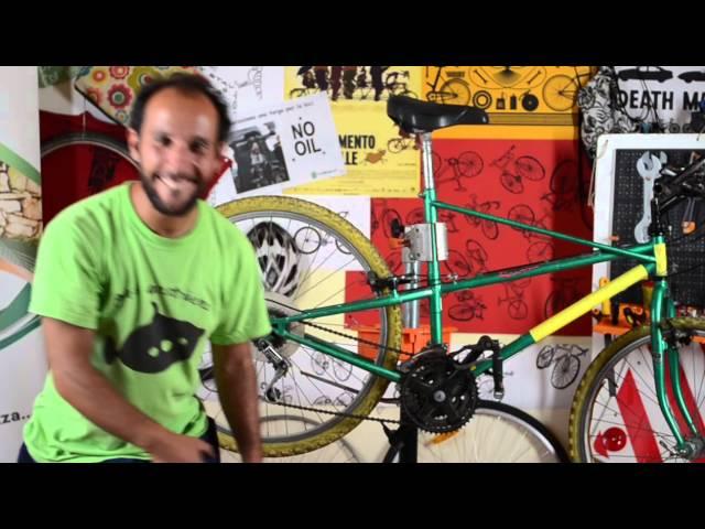 backstage  videocorso di ciclomeccanica!